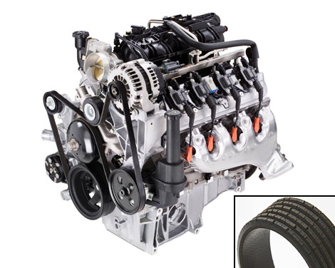 Serpentine Belt De